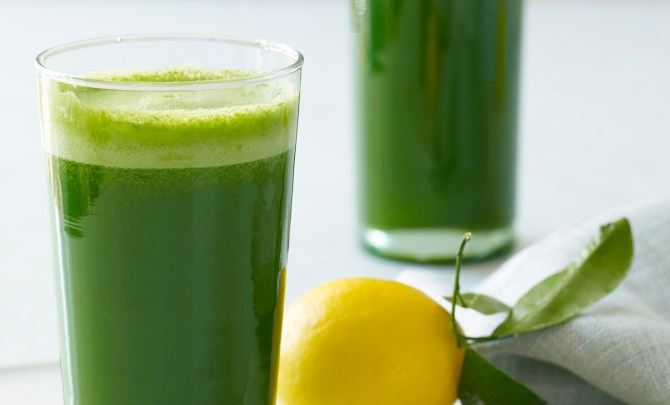 Juice It_Green Lemonade