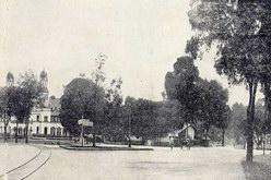 Jalan Randusari tahun 1930