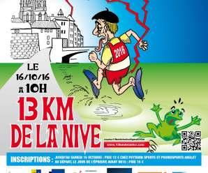 RESULTATS DES 13 KM DE LA NIVE