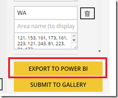 Export as SVG file for Power BI use