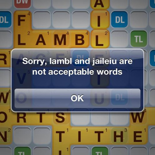 Words With Friends 9