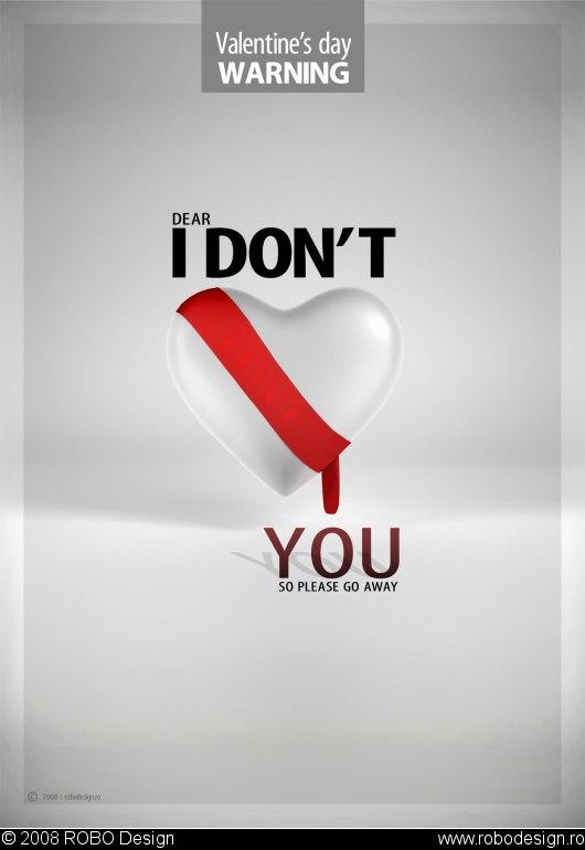 Like I Love You (But You Don't Like Me)