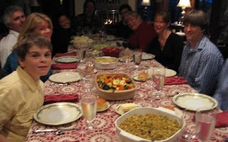 A Thanksgiving Potluck at Your Home Can Solve a Lot of Problems