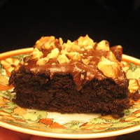 Zucchini Brownies, Plain and Fancy