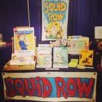 The Squid Row part of the FUN Booth!