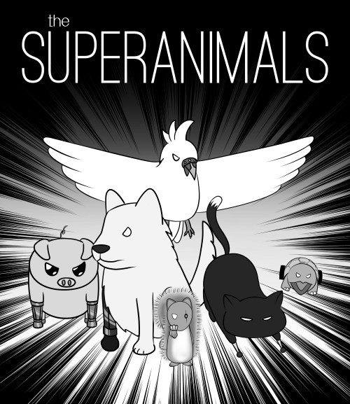 The Superanimals - Animal Paralympics