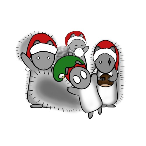 54 Special - Squirrelly Christmas