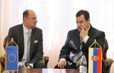 Ивица Дачић: Узнемирен сам захтевима ЕК да Србија поштује територијални интегритет Косова
