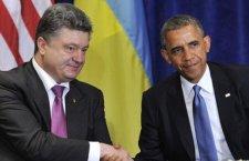 Порошенко: САД су обећале ново оружје за Украјину