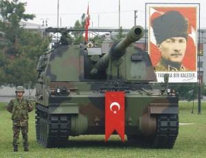 Turska samohodna haubica