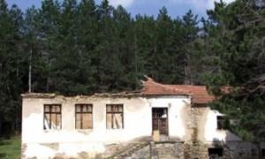 Срушена школа у селу Јунаке