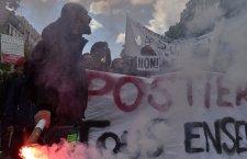 Хаос у Француској (видео, фото)