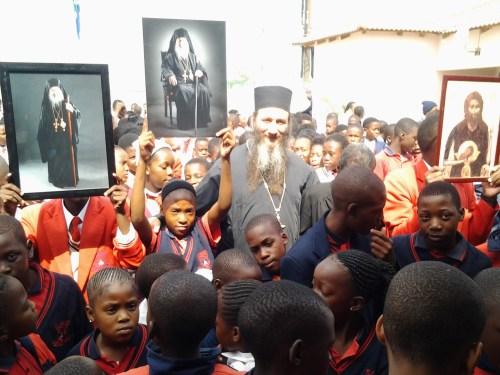 Pravoslavna misija u Africi o.Pantelejmon 2016. 3