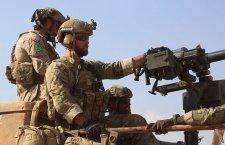 Американци у копненoj офанзиви у Сирији (видео, фото)
