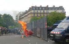 Не смирују се синдикални протести у Француској