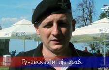 Гучевска Литија 2016. – Игор Војиновић (видео)