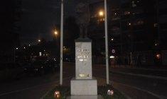 Свеће за јунаке Новорусије у Косовској Митровици
