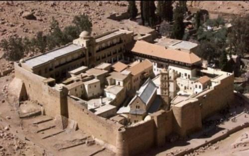 Манастир свете Катарине Синај
