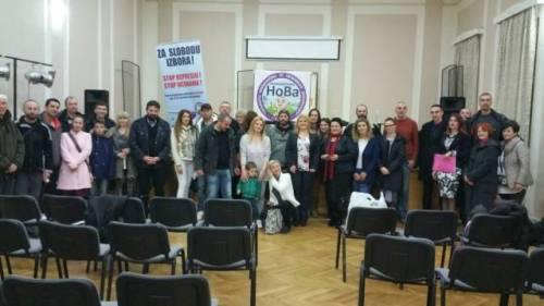 Tribina o ne obaveznoj vakcinaciji u Šapcu