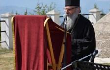Беседа Владике Николаја на обележавању годишњице Гучевске битке