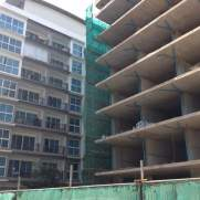construction condo pattaya