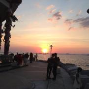 kho loy sunset