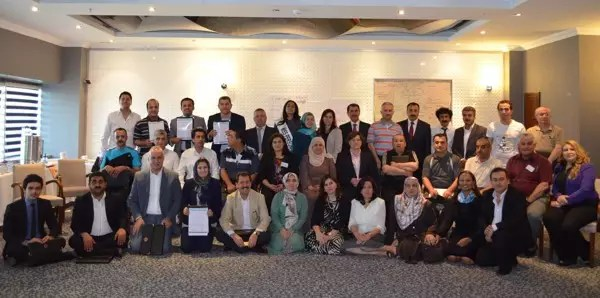 Art of Living conducts programs for Kurdish parliament