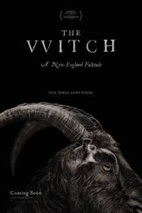 the witch poster