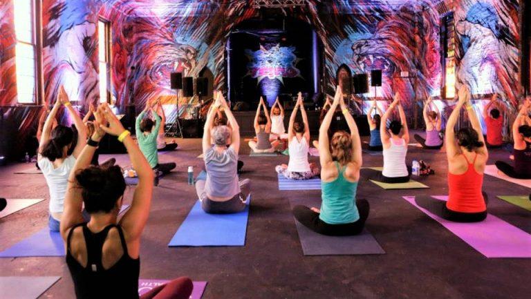 Peace Love Yoga Festival