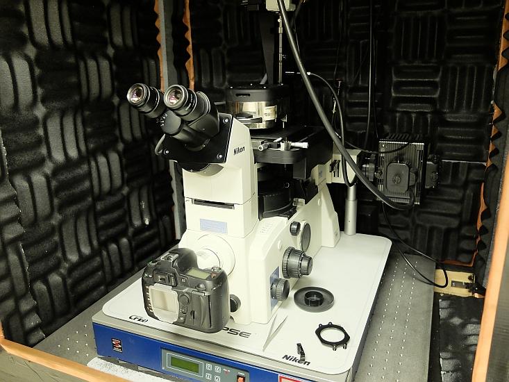 Asylum MFP-3D atomic force microscope
