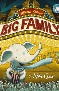 Little Elliot, Big Family - Mike Curato
