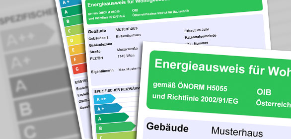 Energieausweis, alle Facts von den Experten!
