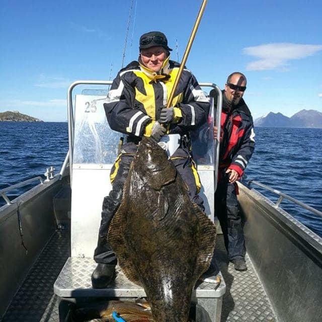 Skellefteå sportfiske klubb åker till Saltstraumen Brygge