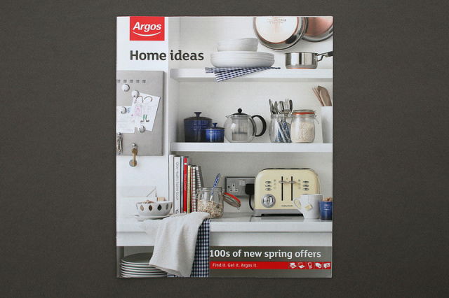 Argos Home Catalogues