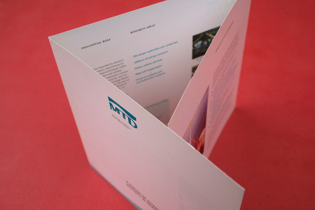 Marine Technology Directorate Brochure