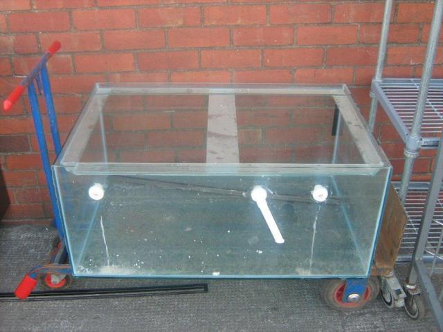 Large fish tanks   accesories