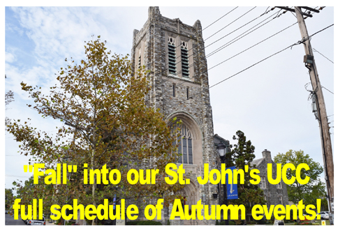 Fall Events Slide 1