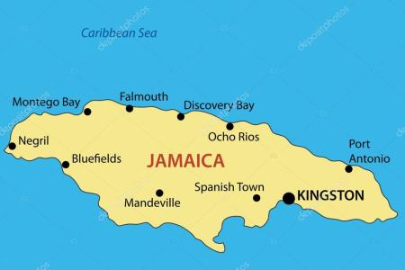 depositphotos 12531092 stock illustration commonwealth of jamaica vector map
