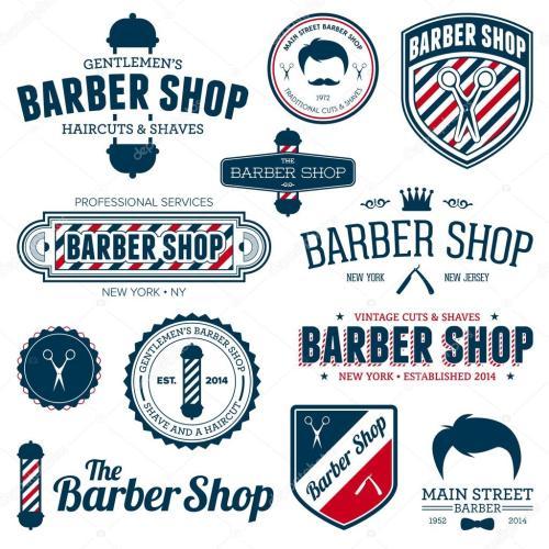 Barber Shop Highland Park : Shop Logos Barber Shop Interior Design Barber Shop Design Ideas Beauty ...