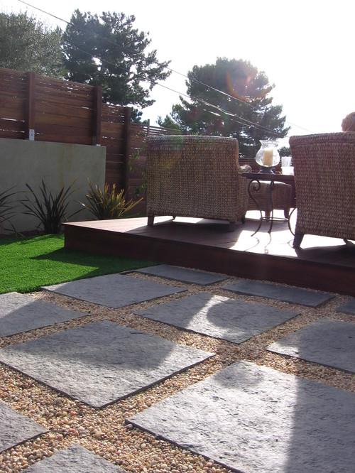 Gradinger Residence modern landscape