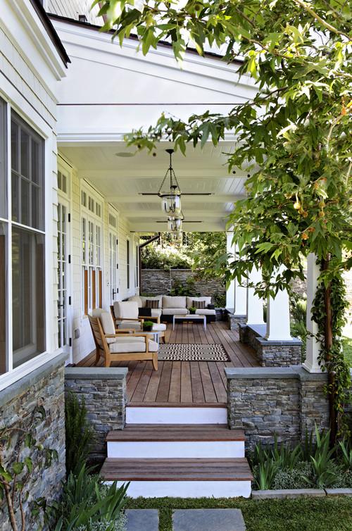 Long Distance Decor   The Front Porch