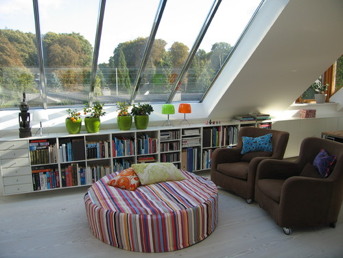 92140 0 8 3155 contemporary family room Creative Attic Conversions