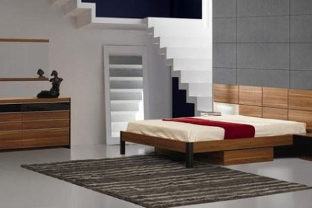 italian quality wood designer bedroom furniture sets with