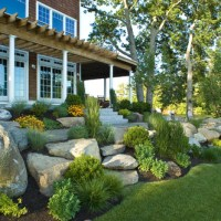 How to design a low maintenance garden landscape