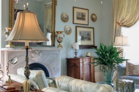 elegant new orlean's living room traditional new
