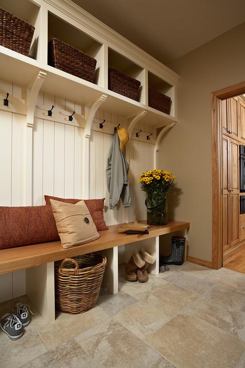 Maple Grove Back Entry & Powder Bath