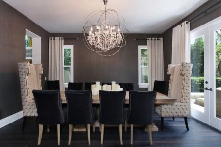 27 diamonds interior design contemporary dining room
