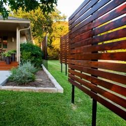 Wooden Privacy Screen Patio Garden Screen Panel Attractive Wooden