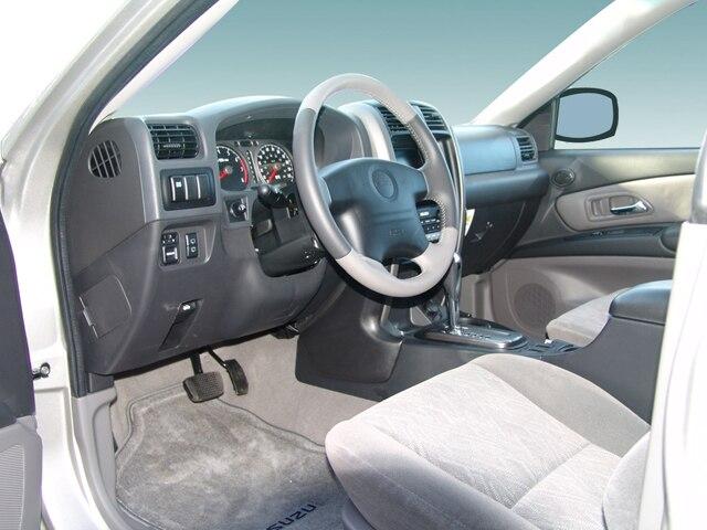 2004-isuzu-axiom-xs-4wd-suv-dashboard Isuzu Axiom Interior Door Handle