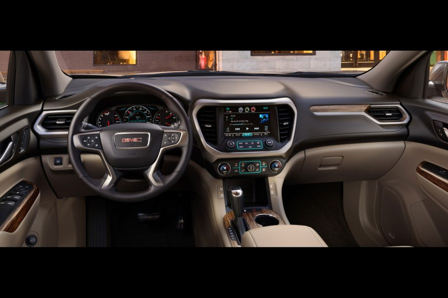 2017 GMC Acadia Reviews and Rating   Motor Trend 24   134